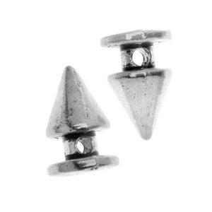 """Ant.hõbe vahedetail """"Piik"""" 8x12 mm"""