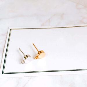 Kõrvarõngaste toorik lm.6 mm