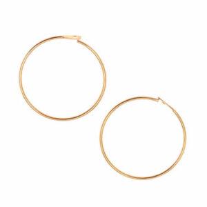 22k kullaga kaetud kõrvarõnga toorik