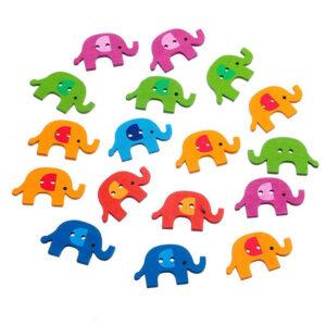 Puidust elevandid