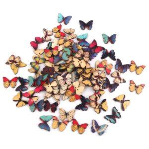 Puidust liblikad