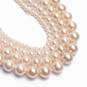 Shell pärl 8 mm